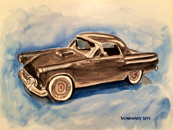'55 Thunderbird