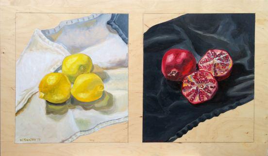 Lemons and Poms